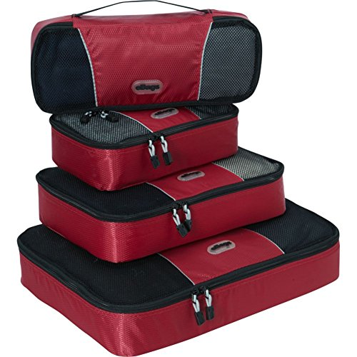 ebags-packing-cubes-4-teiliges-packwurfel-set-classic-plus-himbeere