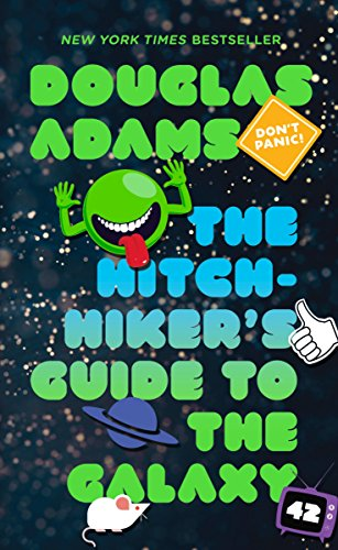 The Hitchhiker's Guide to the Galaxy par Douglas Adams