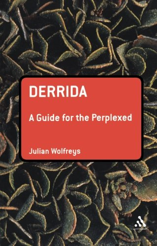 Derrida: A Guide for the Perplexed (Guides for the Perplexed)