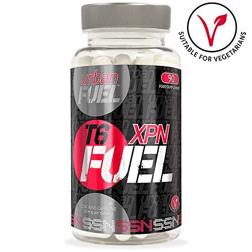 Urban Fuel XPN T6 Fat Burners - Strong Diet Pills - XPN Fuel T6 Fat Burner. Genuine Vegetarian Safe Diet Pills, Weight Loss Tablets & Fat Burners For Men.
