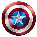 The Avengers Marvel Legends Captain America 75th Anniversary Metal Shield