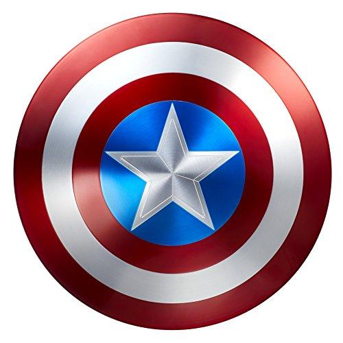 5E48 Marvel Captain America 75th Anniversary Shield (Captain America-shield-spielzeug)