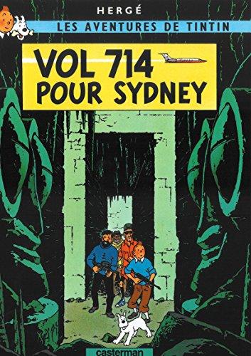 Les Aventures de Tintin, Tome 22 : Vol 714 pour Sydney par Hergé