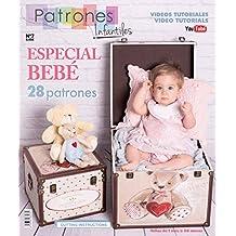Revista patrones de costura infantil, nº 7. Especial bebé, 28 modelos de patrones