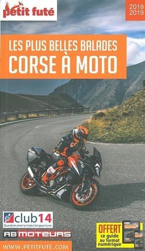 Guide Corse à moto 2018 Petit Futé par