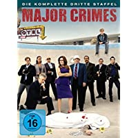 Major Crimes - Die komplette dritte Staffel