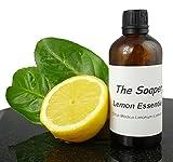 Ätherisches Zitronenöl 100ml – Reines Aromatherapie Öl therapeutische Verwendung