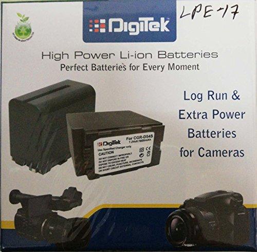 Digitek Canon LP-E17 Battery Pack For Canon EOS 750D, EOS
