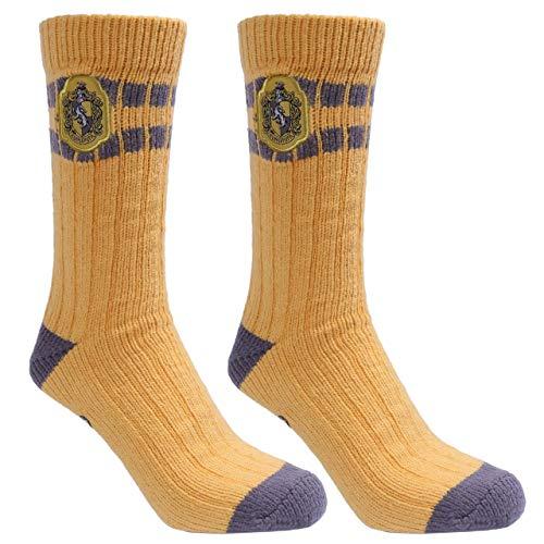 Calcetines color amarillo y gris HARRY POTTER 5