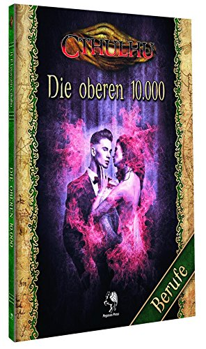 Pegasus Spiele Cthulhu: Die oberen 10.000 (Softcover)