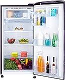 LG 190 L 3 Star Direct Cool Single Door Refrigerator(GL-B201APAW.APAZEBN, Purple Aster, Inverter Compressor)