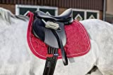 HKM Sports Equipment Bibi & Tina Schabracke -Bibi&Tina Star-, Rot, Shetty