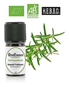 Huile Essentielle de Romarin Verbénone Bio Revelessence (5 ml)