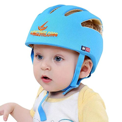 GORDESC 1PC SONGZHILONG Baby Hüte Kleinkind Helme Baby Helm Hüte Kinder Wrestling Caps Learning to Walking Kinder Schutzhelm, bunt, 1