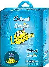 Odonil Smile Love Bathroom and Car Freshener - 10 g (Pack of 6)