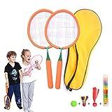 Kids Tennis Racquet Set Grappige Tennis Racket met Ballen voor Outdoor Training