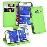 Samsung Galaxy ACE 4 LITE Hülle in GRÜN von Cadorabo -