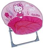 Cijep - 711955 - Ameublement Et Décoration - Siège Lune Hello Kitty - 44 X 53 X 56 Cm