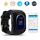 Best Child Locator Watch For Kids - GPS Tracker Kids Safe Smart Watch SOS Call Review
