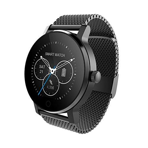 SMAWATCH SMA-09 Smart Fitness Tracker Uhr, Armbanduhr 1.22