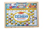 Melissa & Doug Monthly Magnetic Cal