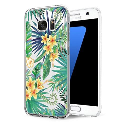 Samsung Galaxy S8 Hülle, Crystal Clear Ultra Dünn Flexibel Silikon Case Premium Transparent TPU Weiche Schutzhülle Bumper Handyhülle Slimcase Tasche für Galaxy S8 Cover (Samsung Galaxy S8, 05)