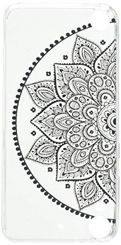 kwmobile HTC Desire 530 Hülle - Handyhülle für HTC Desire 530 - Handy Case in Schwarz Transparent
