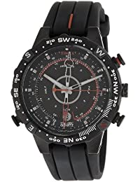 Timex Intelligent Quartz Chronograph Black Dial Men's Watch - T2N720