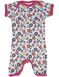 Earth Conscious Baby Body Suit [Purple]