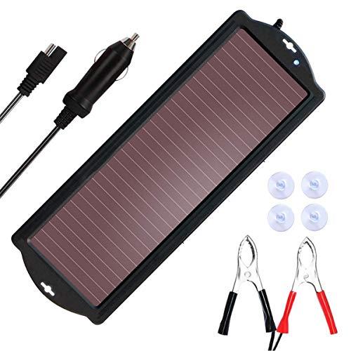 SARONIC Cargador de batería Solar