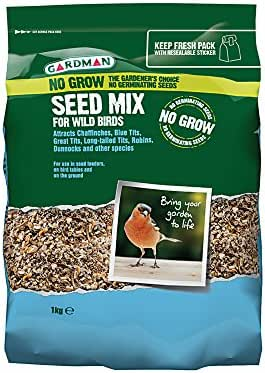 Mélange de graines et insectes - 1KG