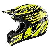 Airoh Helmet Jumper Assault, jaune, Taille L