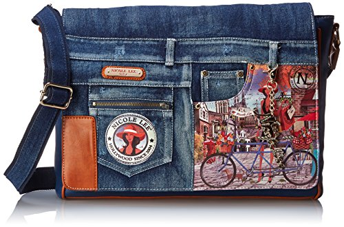 nicole-lee-messenger-bag-with-15-inch-laptop-compartment-bicycle-one-size