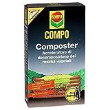 Compo Attivatore di staggio 2kg-Giardinaggio compostaggio, Multicolore, Unica