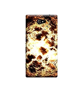 EPICCASE Premium Printed Mobile Back Case Cover With Full protection For Sony Xperia M2 (Designer Case)