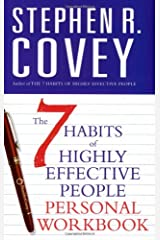 The 7 Habits of Highly Effective People Personal Workbook (COVEY) Paperback