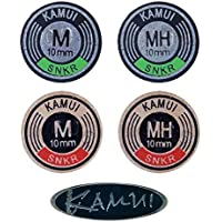 Kamui iqgamesroom punta Original (medio-duro) Talla:9 mm
