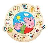 Best Peppa Pig Relojes para niños - Simba 100007216009 - Peppa Pig Reloj rompecabezas de Review