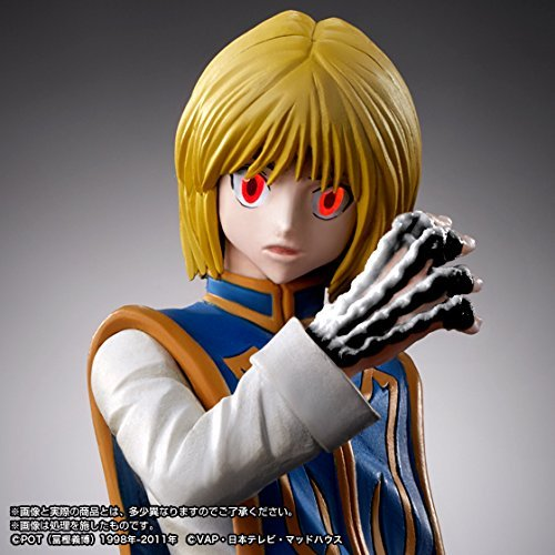 HUNTER X HUNTER - KURAPIKA [HG - Premium Bandai Limited] [import Japon]