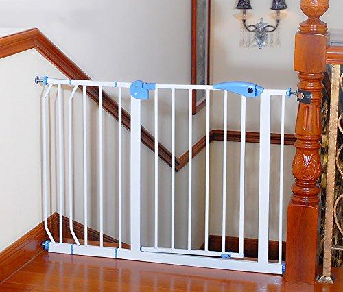 Puerta Para Bebés Con Puerta Para Mascotas Puerta Para Seguridad Para Escaleras...