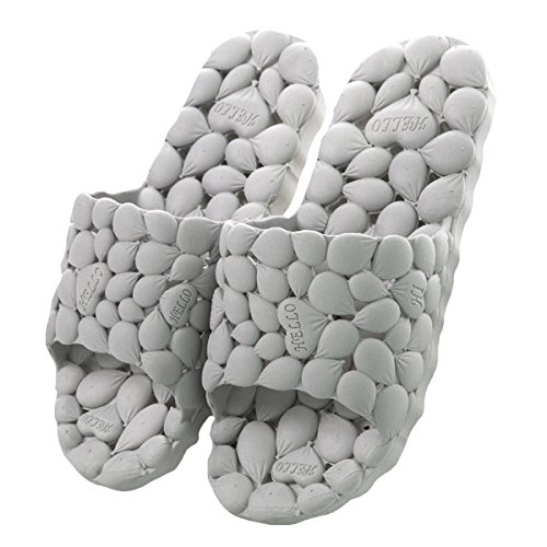 4425b1261b4ff4 Sun Kea Spa Massage Foam Non-Slip Shoes Bathroom Shower Slipper Shower  Shoes Poolside Sandals