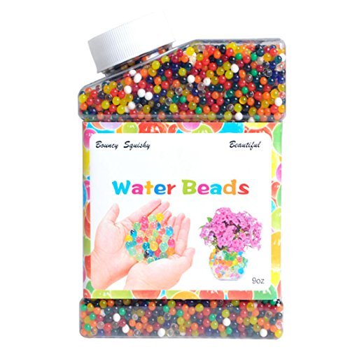 15000P Colorful Water Bullet Water Crystal Beads Wasserperlen Spielzeug Water Gel Balls