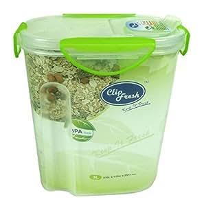Clip Fresh - Boîte à céréales et de conservation Clip Fresh 3 litres