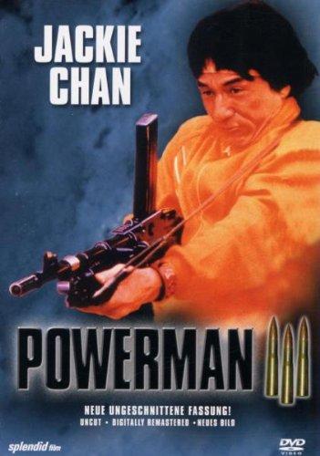 Bild von Powerman III (Uncut Version)