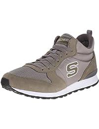 Skechers Gander- Louden - Zapatos para Hombre, Color Negro, Talla 42