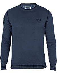 Pull col rond Shilton - Homme