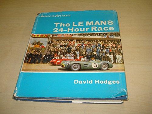 The Le Mans 24-hour race (classic motor races series)