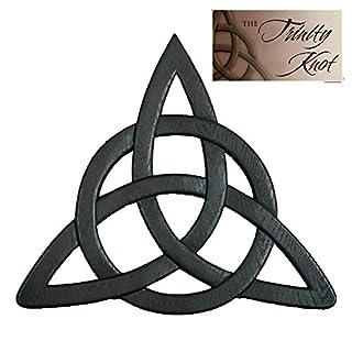 Irish Trinity Knot Wall Hanging
