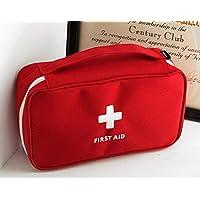 Qearly Klein Compact Erste Hilfe Kit First Aid Bag Survival Kits fuer Reisen Sport preisvergleich bei billige-tabletten.eu