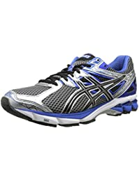 Zapatillas de running Gt-1000 3 para hombre, Lightning / Black / Royal, 7 4E US